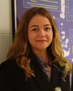 Cathy Cutler, research professor at the MU Research Reactor