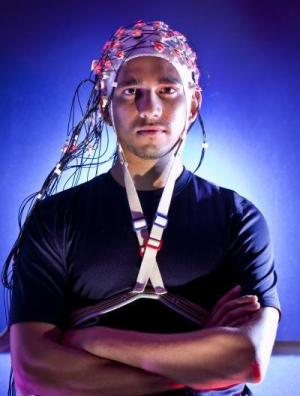 'Brain Cap' Technology Turns Thought Into Motion