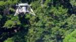 NASA's 'Mighty Eagle' Robotic Prototype Lander Flies Again at Marshall