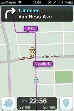 Waze Now Lets Users Instantly Map Closed Roads, Acts Like Google Maps On Steroids