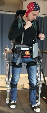 Mind-controlled exoskeleton to help disabled people walk again