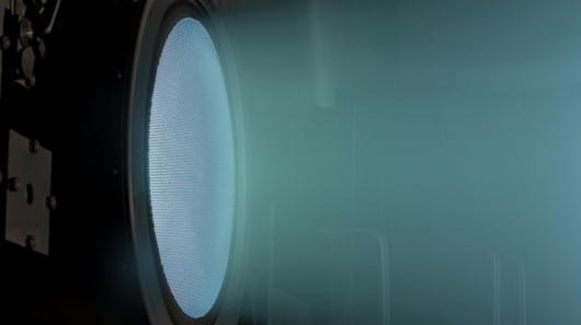 NASA's NEXT ion thruster clocks up continuous operation world record