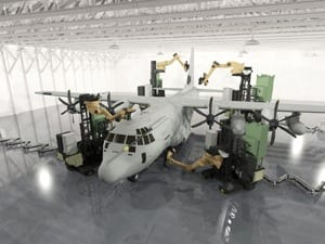 Carnegie Mellon, Concurrent Technologies To Develop Robotic Laser System That Strips Paint From Aircraft
