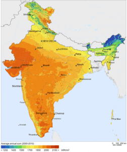 KPMG says rooftop solar power could be a game-changer for India
