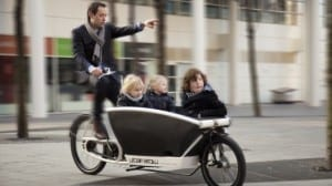 Electric-assist Urban Arrow cargo bike wants to be your second car