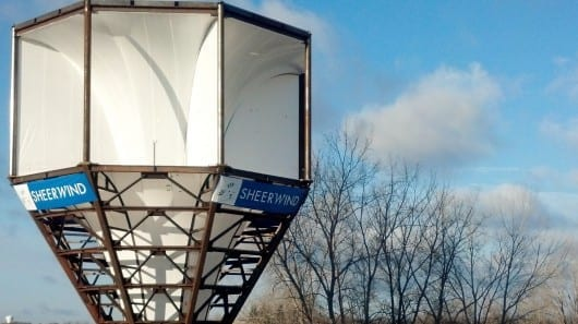 Invelox wind turbine claims 600% advantage in energy output