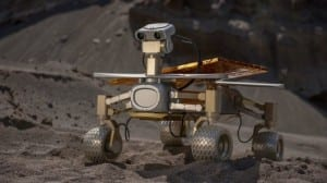 Take control of a moon rover with the Remote Rover Experiment project