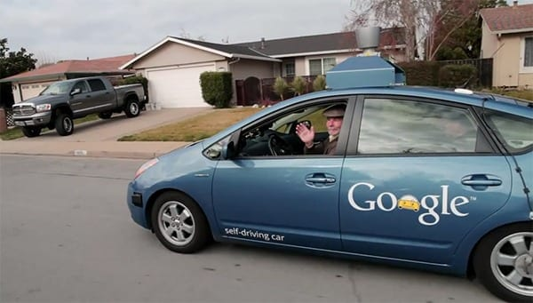 Google Designs Fleets of Self-Driving Taxis