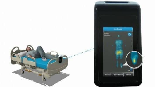 MAP System continuously monitors patients for bedsores