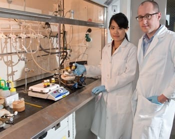 SU Chemists Develop 'Fresh, New' Approach to Making Alloy Nanomaterials