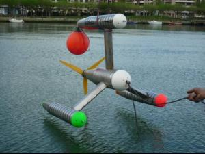 New System to Harness Energy from Ocean Currents