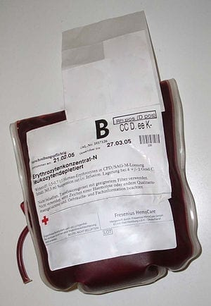 First-Ever Therapeutic Offers Hope for Improving Blood Transfusions