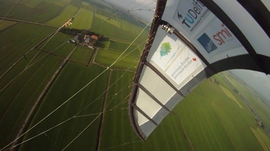 Delft explores kite power for rural Africa