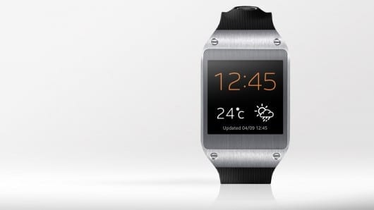 Samsung beats Apple to the punch, unveils Galaxy Gear smartwatch