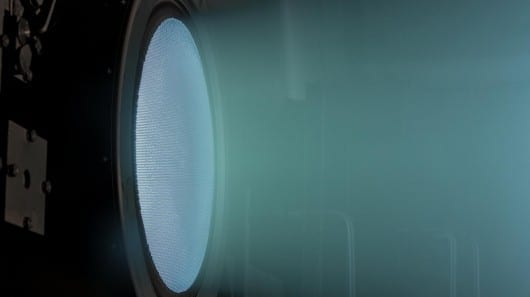 NASA's NEXT ion thruster runs five and a half years nonstop to set new record
