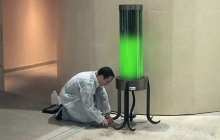 Microalgae Lamp Offers a Sustainable Way to Light Up Streets (VIDEO)