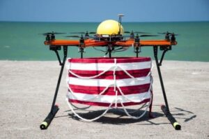 Pars life-saving flying robot is now a reality