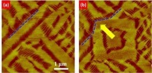Shape Memory Breakthrough: Berkeley Lab Researchers Discover Nanoscale Shape-Memory Oxide