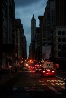 New research warns world to prepare for blackout