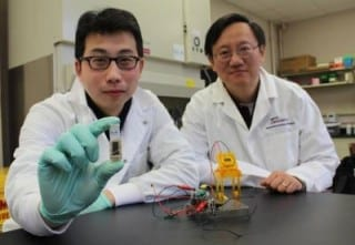 A battery that runs on sugar, is cheap, has an unmatched energy density AND is environmentally friendly