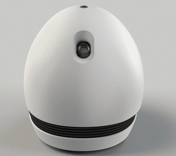 Keecker: A real-life R2D2 for home entertainment and more