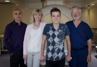 North American First in Children: SickKids Doctors Destroy Bone Tumour Using Incisionless Surgery