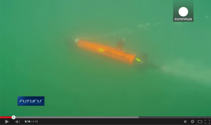 Robots of the Deep: Diving Drones Scour the Silent World - Futuris
