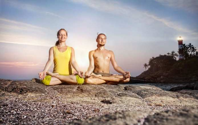 Amazing Health Benefits and Different Types of Yoga | CureJoy