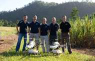 Robots to ResQu rainforests from purple plague