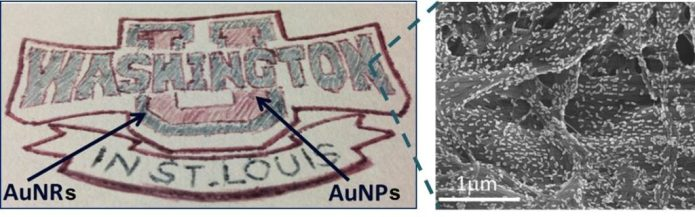 Plasmonic Paper via Washington University in St. Louis