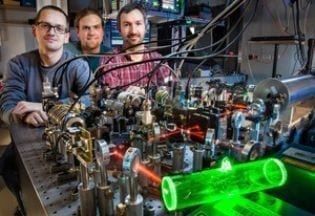 Global Quantum Communications – No Longer the Stuff of Fiction?