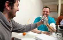 Neural Interface allows Natural Control of World's Most Advanced Bionic Hand