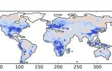 Dirty pool: Soil's large carbon stores could be freed by increased CO2, plant growth (Nature Climate Change)