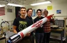 Starscraper aims at cheaper, gentler suborbital rocket