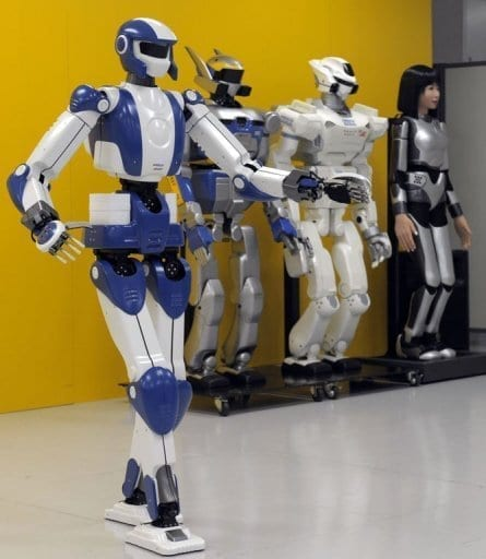 Japan takes another step in replacing humans with robots - via phys.org
