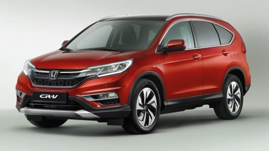 Honda says its Intelligent Adaptive Cruise Control, which is set to debut in the 2015 European CR-V Executive model, can predict cars cutting into your lane before they make the switch via Gizmag