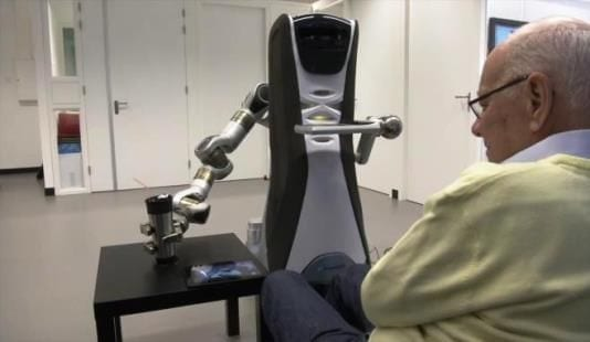 Prototype of a robotic system with emotion and memory developed by university researchers