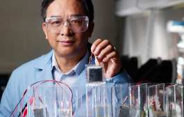 Dendrite eraser: New electrolyte rids batteries of short-circuiting fibers enabling next-generation rechargeable batteries