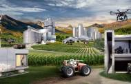 Silicon Valley Meets America's Salad Bowl To Create The Farm Of The Future