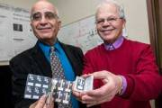 URI researchers invent lab-on-paper for rapid, inexpensive medical diagnostics
