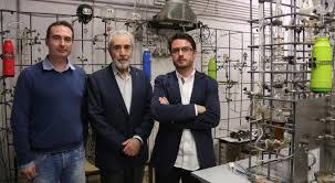 Manuel Martínez Escandell, Francisco Rodríguez Reinoso and Joaquín Silvestre Albero