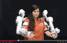 Rehab Robot HARMONY