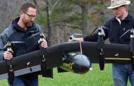 Ten-Engine Electric Plane Completes Successful Flight Test
