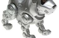 Robot pets to rise in an overpopulated world