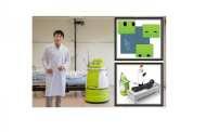 Job-sharing with nursing robot