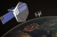 A giant Pac-Man to gobble up space debris