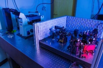 Ultra-stable Microscopy Technique Tracks Tiny Objects for Hours