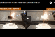 Flame Retardant Breakthrough is Naturally Derived and Nontoxic