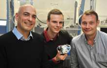 Synthetic Batteries for the Energy Revolution