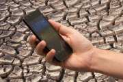 Preventing Famine with Mobile Phones